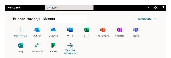 Acceso a la Intranet y Obtención de claves de Office 365