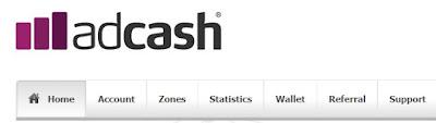 Adcash propose des bannières variées pour se faire de la publicité