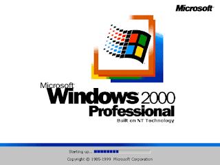 Sistem Operasi Windows 2000