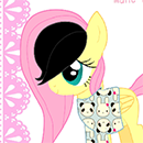 Filly Fluttershy Dress Up
