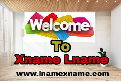 Best Xname Lname And Fname in Excel