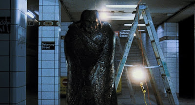 Mimic in Subway Station