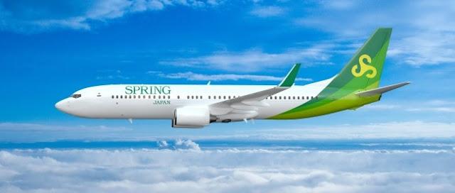 春秋航空の旅客機