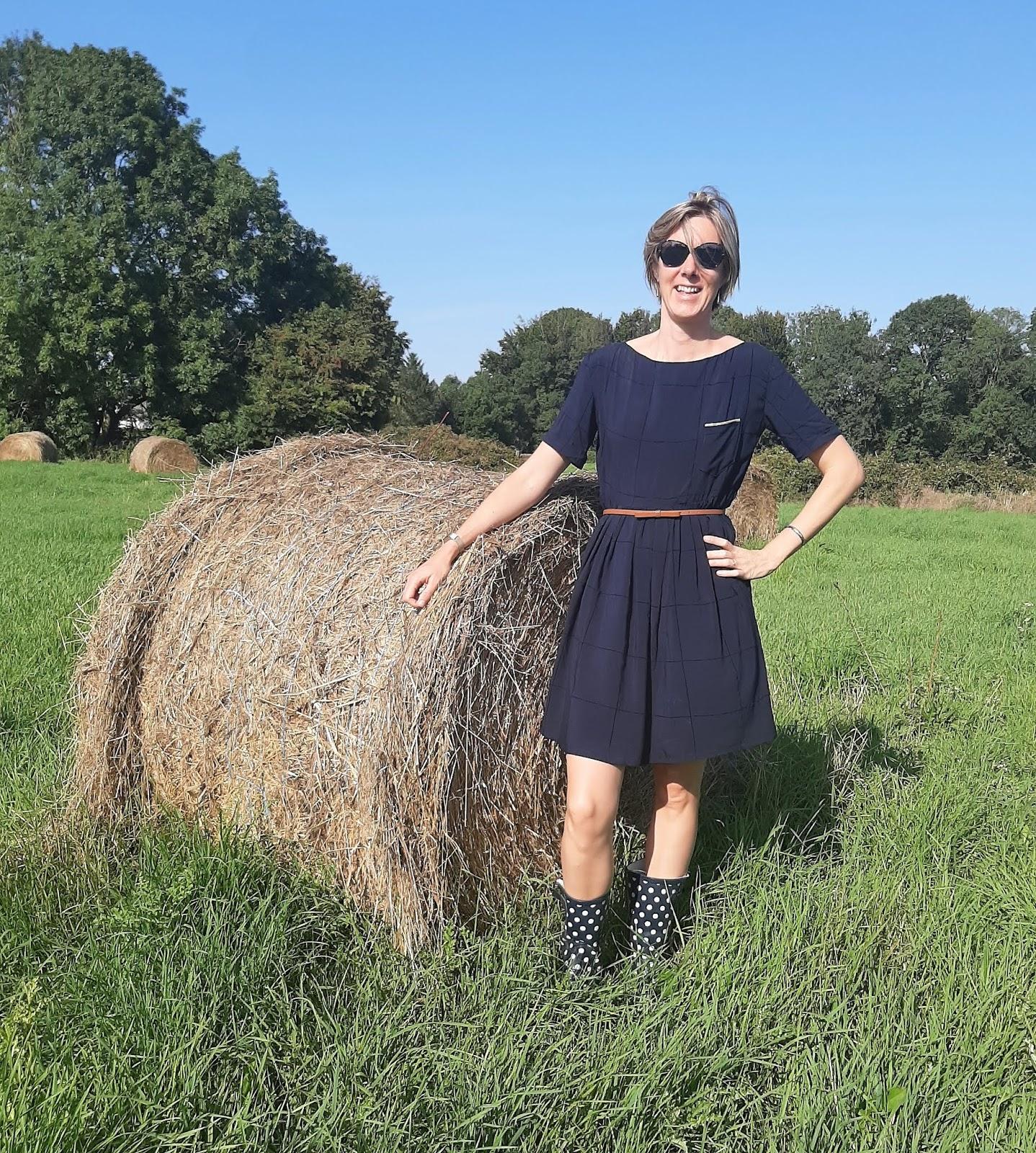 couture robe viscose femme patron gratuit