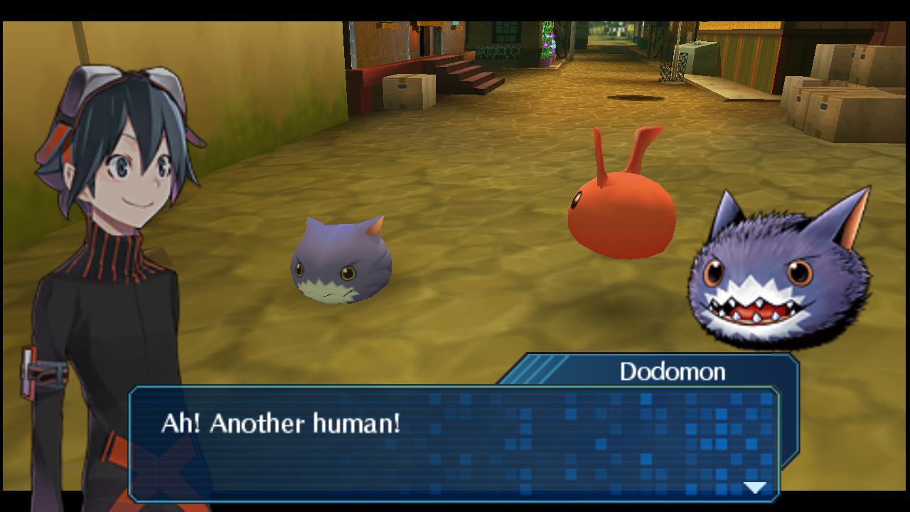 Digimon World - Re-Digitize (Japan) ISO PSP Download FREE