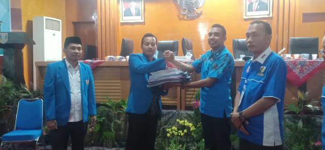 Ismail Fahmi Siap Bersinergi dengan Pemkab Banyuasin