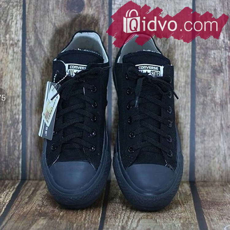 Sepatu Converse All Star Warna Hitam Murah