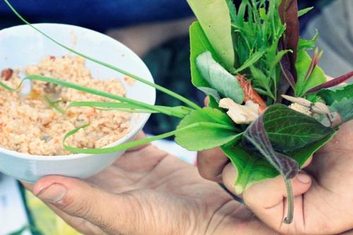 Gói lá Kon Tum là một trong 10 đặc sản được công nhận đạt giá trị ẩm thực châu Á lần 2.