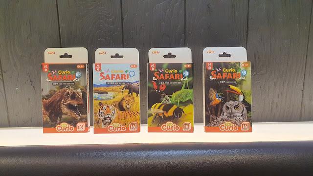 game edukasi curio safari