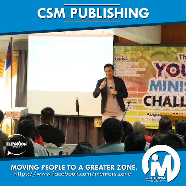 TALK: CSM Publishing