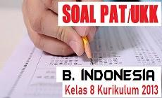 Download Soal PAT Bahasa Indonesia Kelas 8 SMP/MTs