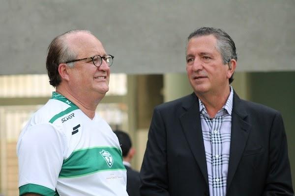 Graco Ramírez le regalo a Jorge Vergara estadio que costó 700 millones