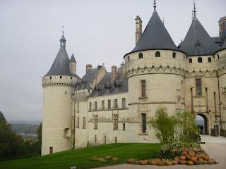 visite Chaumont sur Loire à l' automne