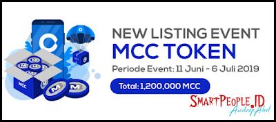 Airdrop Token MCC Terbaru