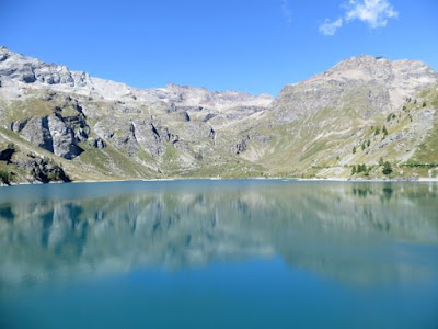 Lago di Cignana e diga - Tour valle Aosta - Travel blog