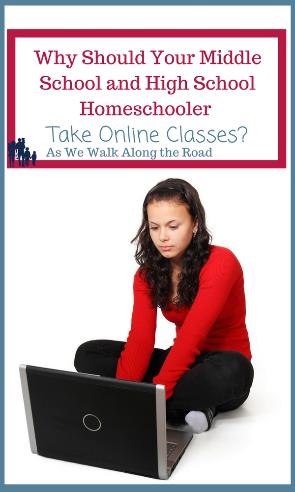 Online classes for homeschooling high school
