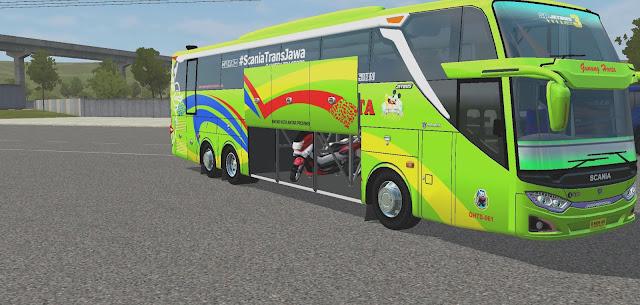 Mod Jetbus 3+ Tronton Scania K410