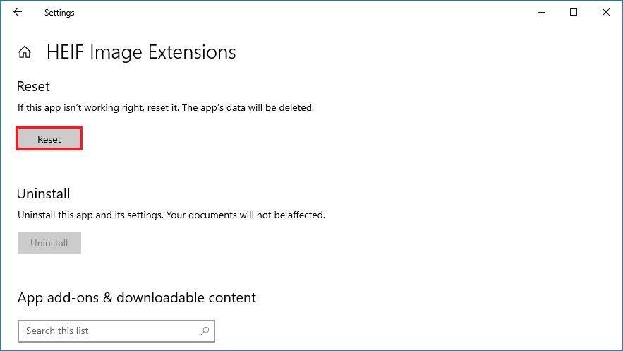 Cách mở file ảnh HEIC và HEVC bằng ứng dụng Photo trên Windows 10
