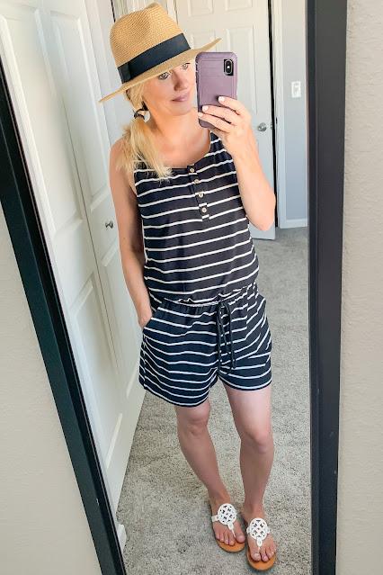 Postpartum nursing-friendly summer outfits