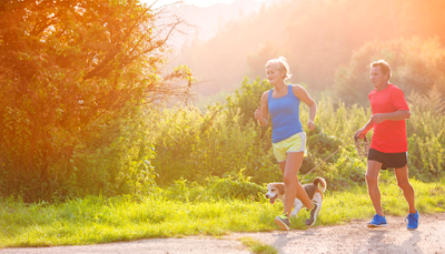 learn about Jogging for health and recovery