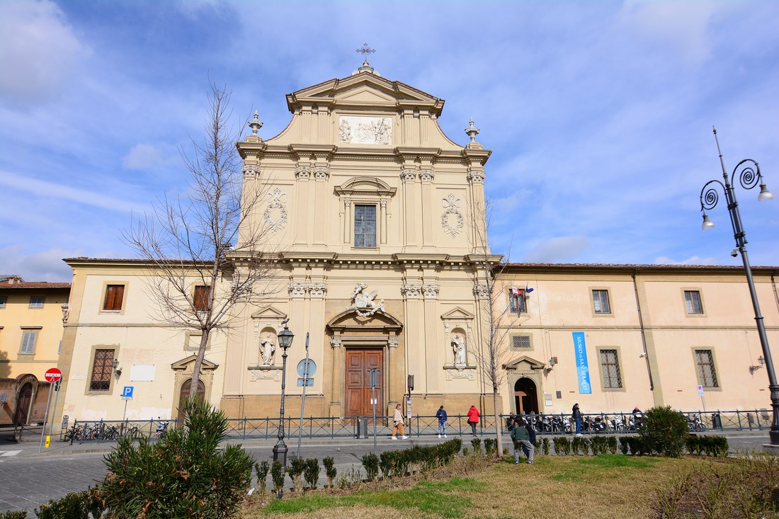 San Marco Florence façade