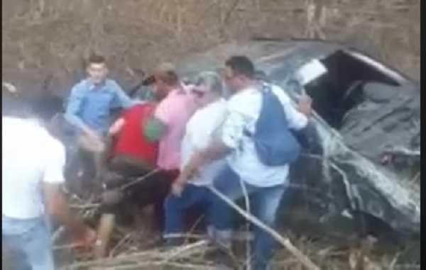 Acidente na CE 138  mata menina em Morada Nova