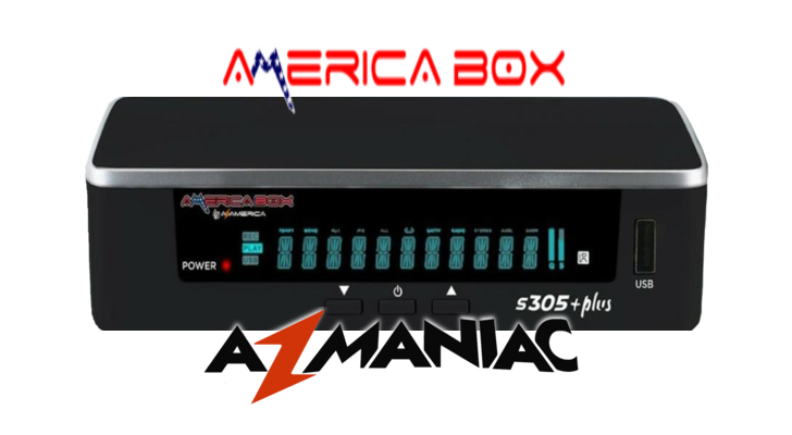 Américabox S305+ Plus