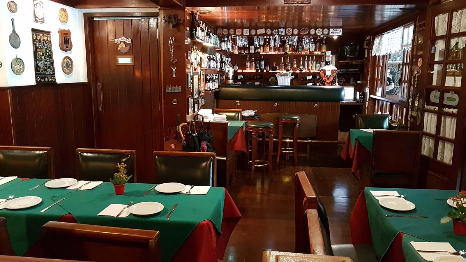 Restaurante Bräun & Bräun, Mury,RJ