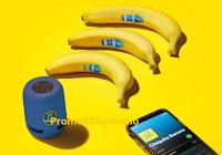 Logo Chiquita ''Yellow Banana'' : vinci gratis abbonamenti Spotify e casse Lexon
