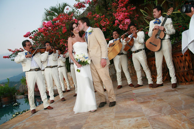 mexico wedding photographs