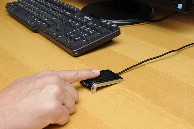 تشغيل البصمة على الكمبيوتر PC