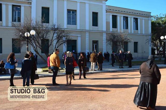 Ναύπλιο: Αναβολή για την δίκη του καζίνο Λουτρακίου με τους 11 κατηγορούμενους