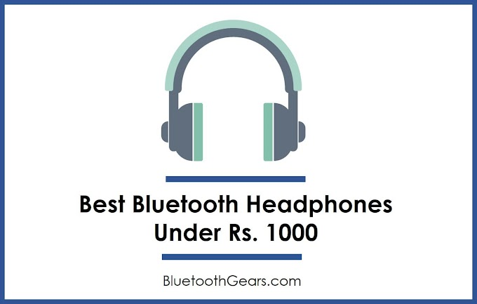 5 Best Bluetooth Over-Ear Headphones Under 1000 Rupees in India (August 2020 Guide)