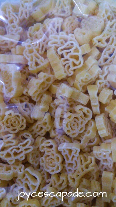 Baby S Safari Animal Shaped Pasta With Spinach