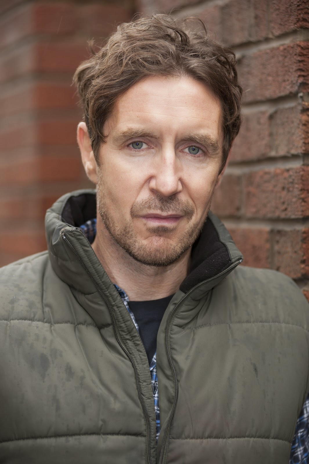Paul McGann of Luther and Doctor Who fame would be an excellent Marvel Hero