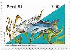 Selo Proteção do Meio Ambiente, água