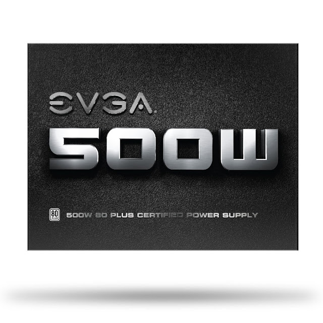 EVGA Power Supply 500watts