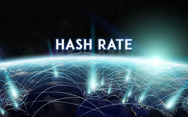 Sau halving thì hashrate Bitcoin không ngừng giảm xuống