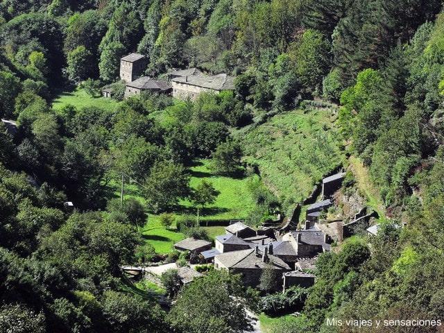 Aldea As Veigas, Reserva de los Oscos, Asturias