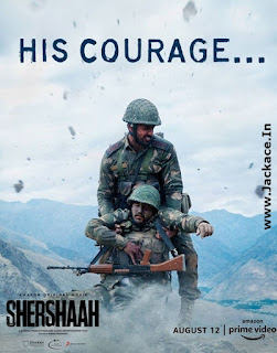 Shershaah First Look Poster 8