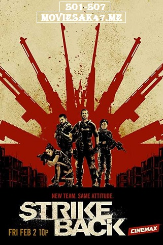 Strike Back Season 1-7 Complete Download 480p 720p HEVC
