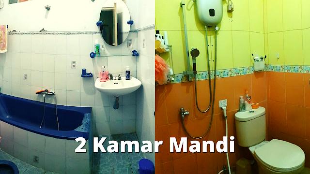 Jual Rumah Pamulang Cantik & Asri Bebas Banjir Dekat Pintu Tol Gaplek Ciputat Pamulang Tangerang Selatan