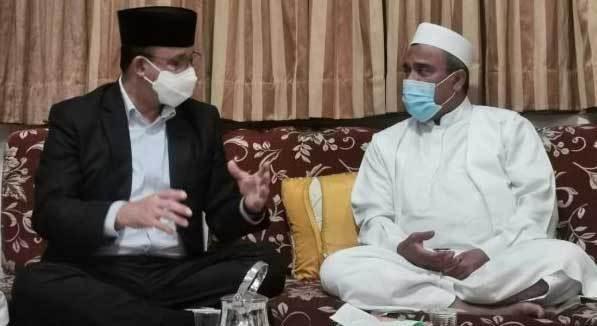 Andi Arief: UU Karantina Itu untuk Menghentikan Covid, Bukan Anies dan Habib Rizieq