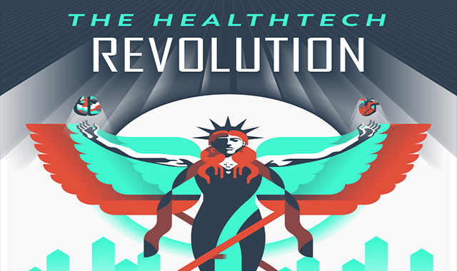 Visualizing the Healthtech Revolution #infographic