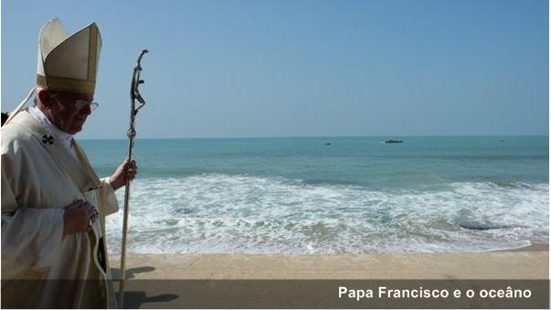 Papa Francisco e a irmã água