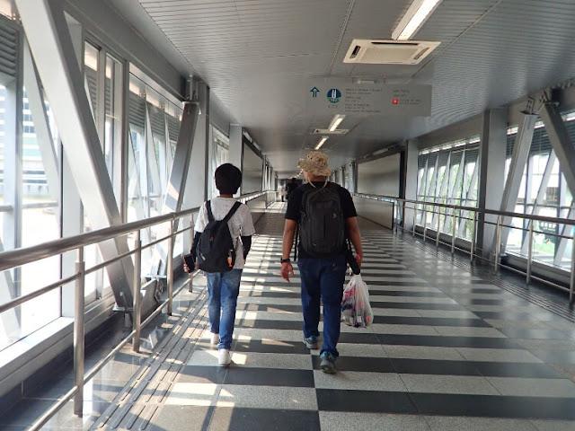 jembatan pejalan kaki terpanjang di malaysia
