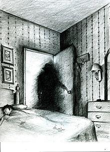 Hombre sombra relato