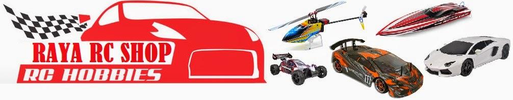 Raya Rc Shop Tipe Rc Drift