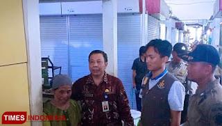 Kepala Diskoperindag Kabupaten Gresik Agus Budiyono