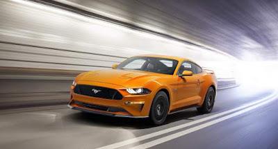 La date de sortie de la nouvelle Ford Mustang 2018